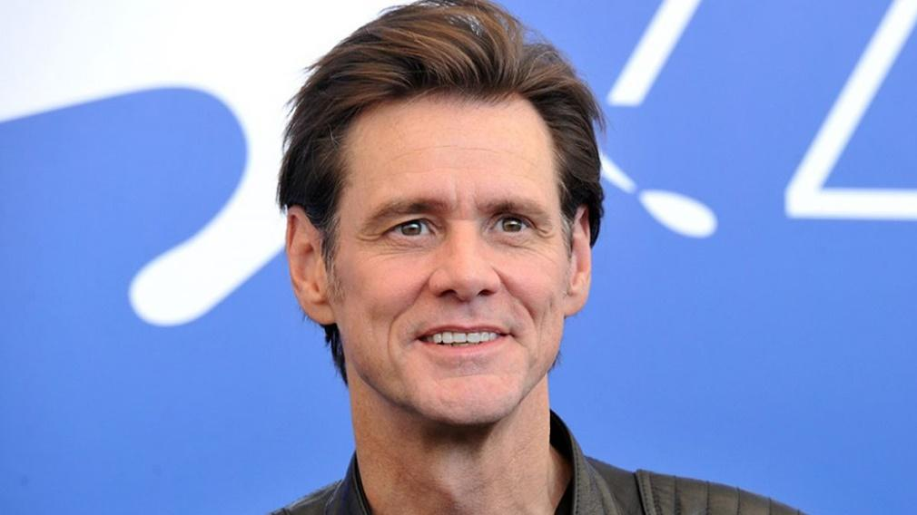 El actor y comediante Jim Carrey
