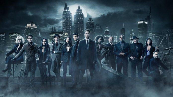 Reparto de la serie 'Gotham'