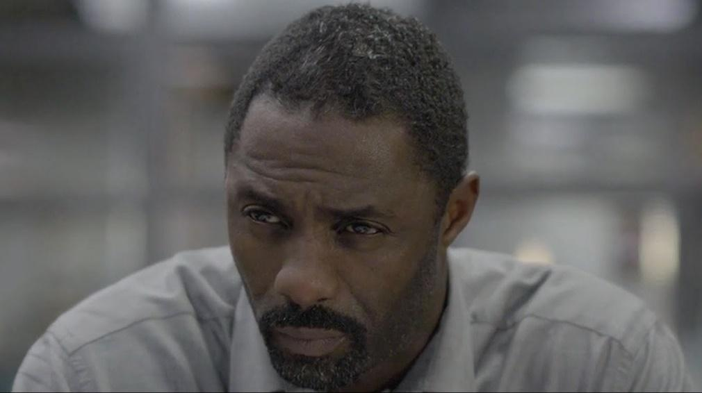 El actor británico Idris Elba