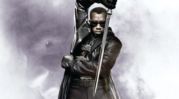 Wesley Snipes como Blade el Cazavampiros