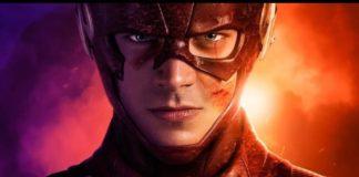 El actor Gran Gustin como The Flash