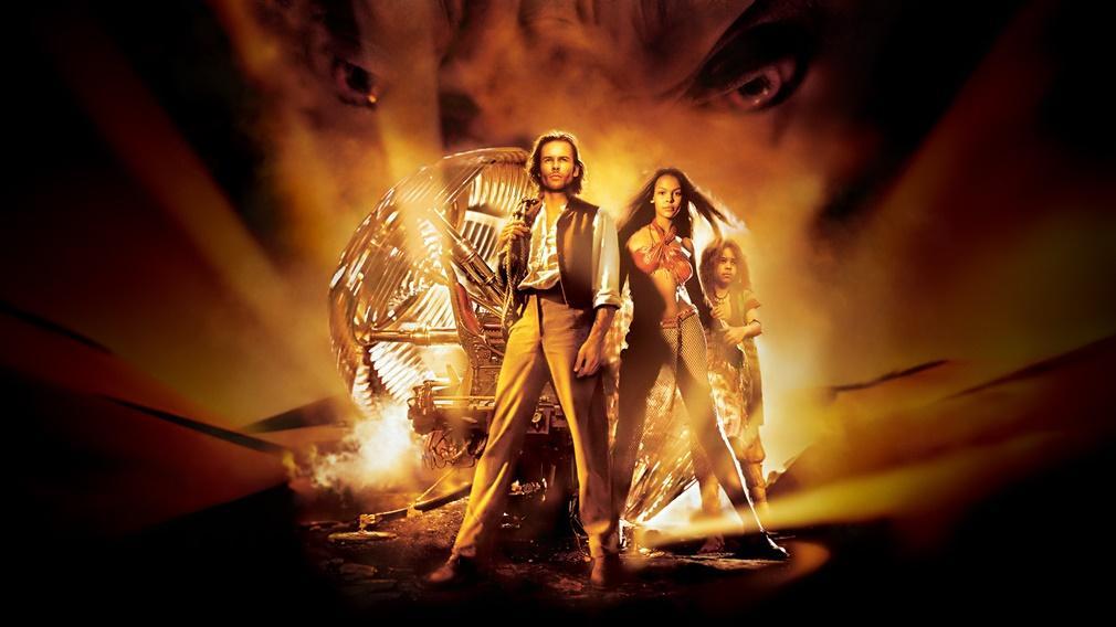 La 'Máquina del tiempo' película del 2002