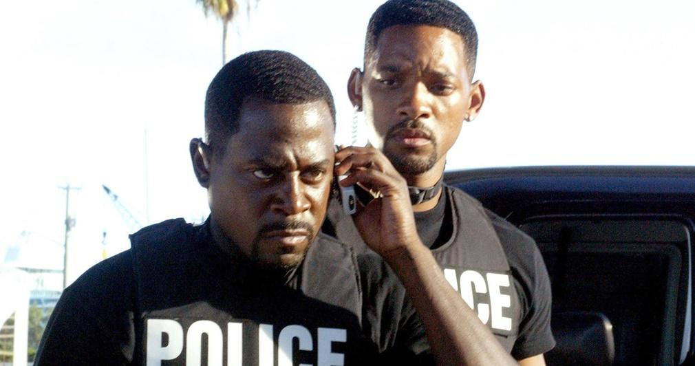 Will Smith y Martin Lawrence en 'Bad Boys'