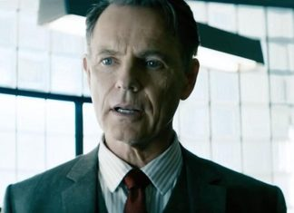 El actor Bruce Greenwood