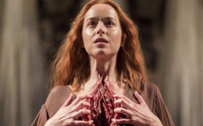 La actriz Dakota Johnson en una imagen de 'Suspiria'