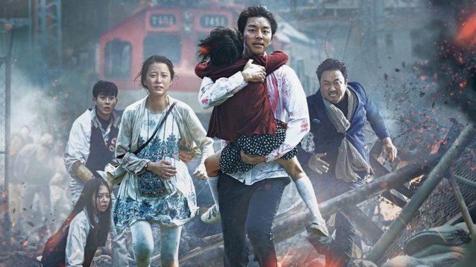 Imagen de la película 'Train to Busan'
