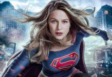 Melissssa Benoist como Supergirl
