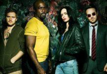 Los cuatro héroes de Marvel