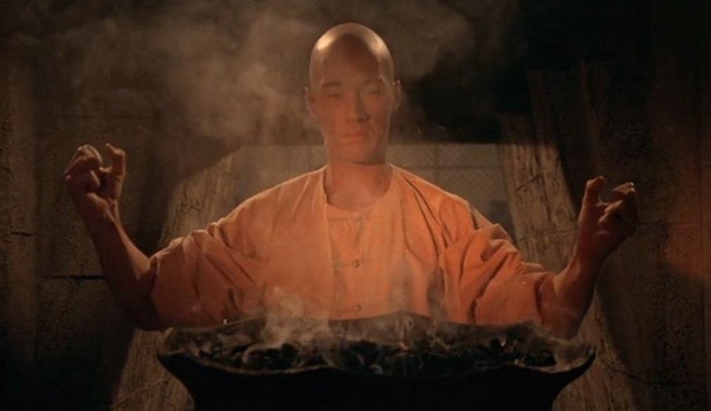 David Carradine en la serie de los 70 'Kung Fu'