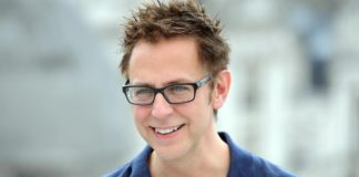 El guionista y director James Gunn