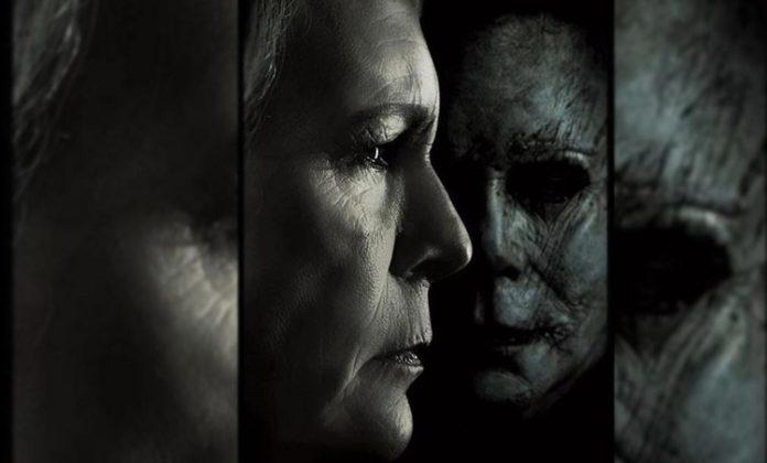 Laurie Strode y Michael Myers en Halloween