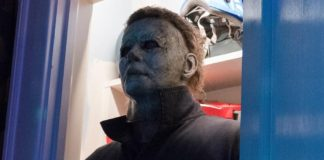 El asesino en serie Michael Myers
