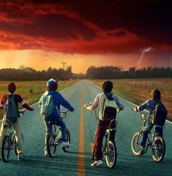 Serie Stranger Things