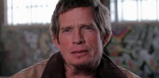 El actor Thomas Haden Church